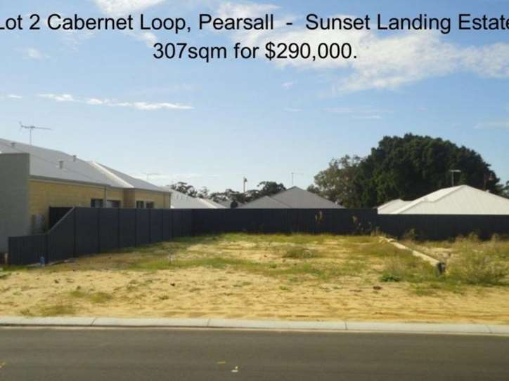 Lot 2 Cabernet Loop, Pearsall