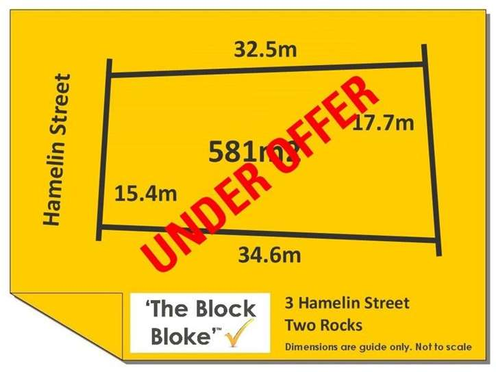 3 Hamelin Street, Two Rocks