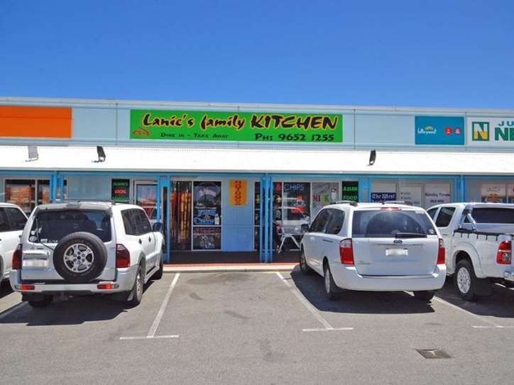The Lanies Family Kitchen, Jurien Bay