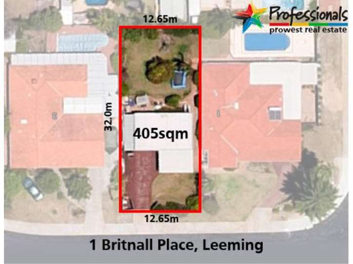 Lot 2/1 Britnall Place, Leeming