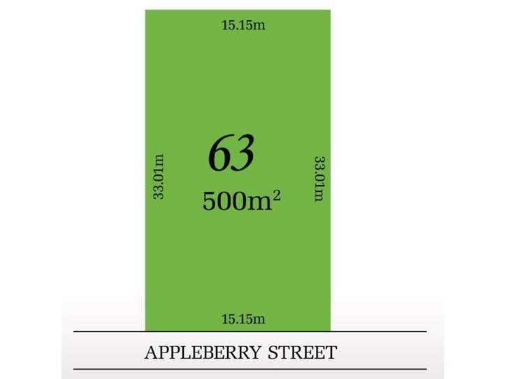 Lot 63 Appleberry Street, Churchlands