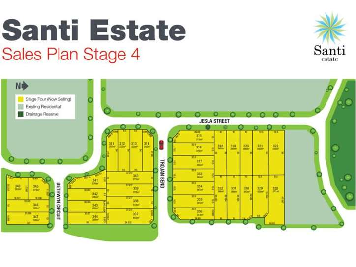 Lot 343 Santi Estate, Madeley